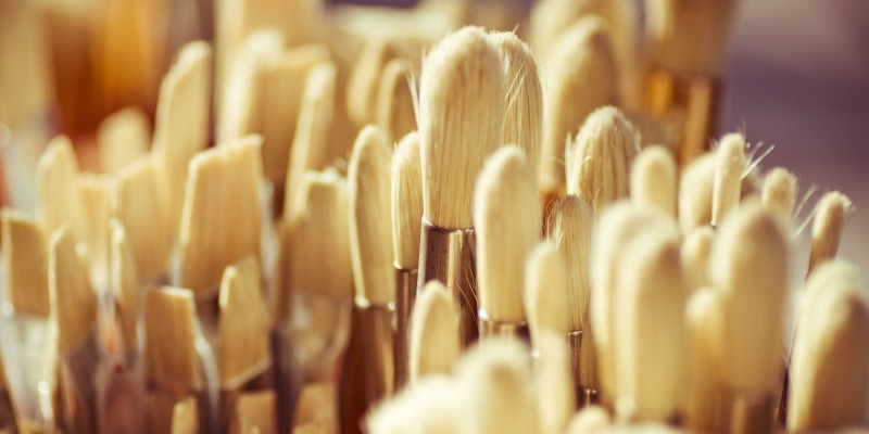 Paintbrushes 800